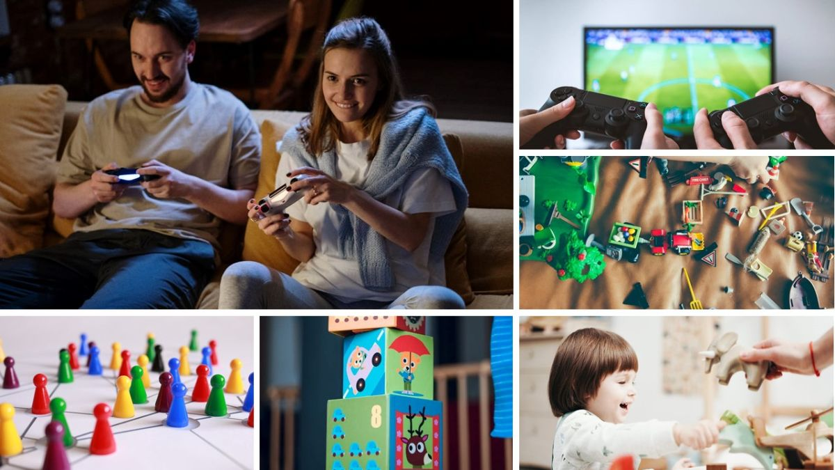 Games in overvloed en Edu-tainment